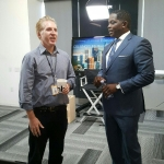 Darnell with Bloomberg- LA w/ Bureau Chief, Chris Palmeri