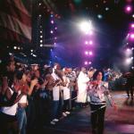 Michael Jackson on Tour
