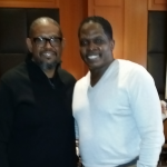 Forest Whitaker and Darnell Sutton