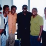 The Jacksons and Darnell Sutton