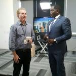 Darnell with Bloomberg- LA w/ Bureau Chief, Chris Palmeri