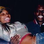 Darnell Sutton and Serena Williams
