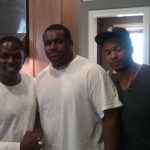 NFL Player Marcell Dareus and Darnell Sutton