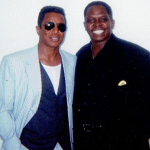 Jermaine Jackson and Darnell Sutton
