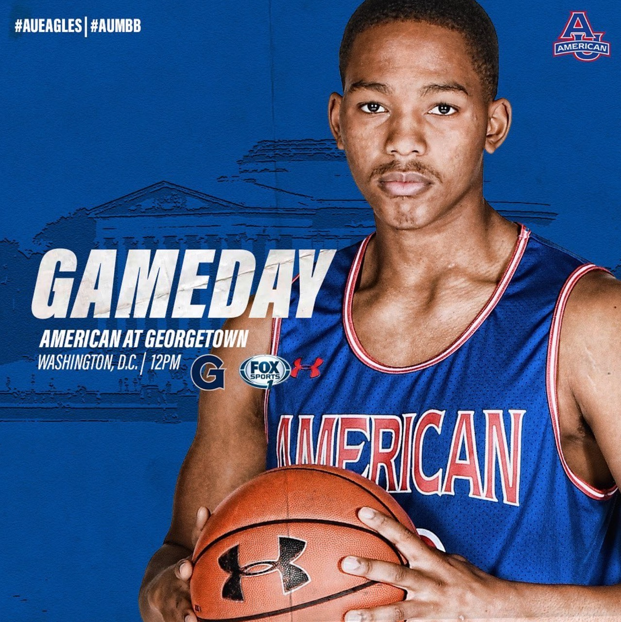 American University Men's Basketball Releases United Message against Racism and Social Injustice